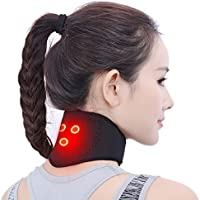 AllIwant Magnetic Therapy Thermal Self-Heating Neck Pain Relief Pad
