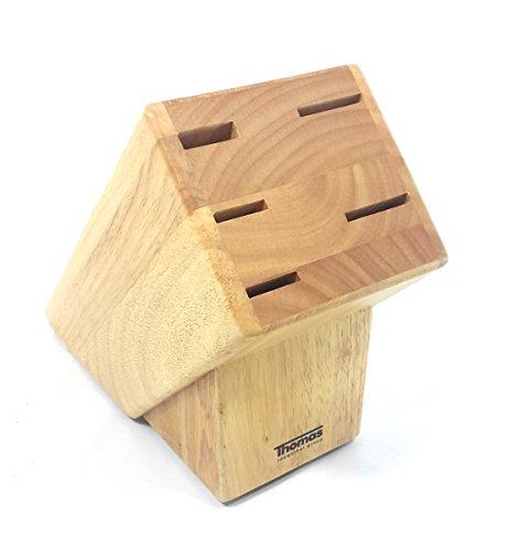 Thomas Rosenthal Group - Bloque de madera para 5 cuchillos