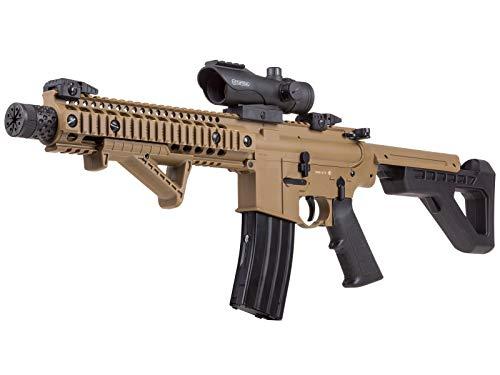 Crosman DPMS SBR CO2 Full-Auto BB Air Rifle Kit