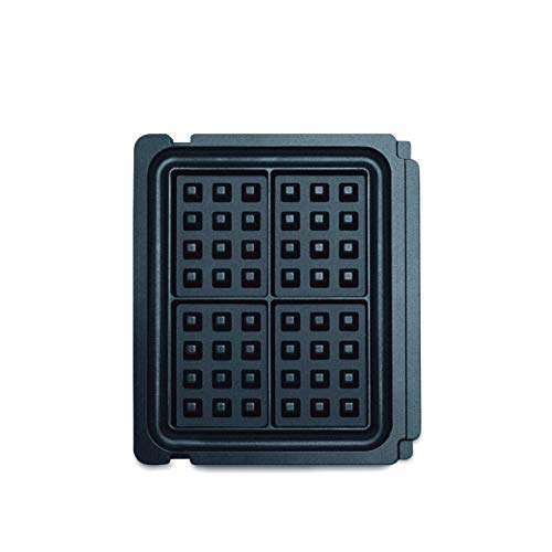 Sage Appliances SGR001 the No-Mess Waffle Plates, Waffelplatten