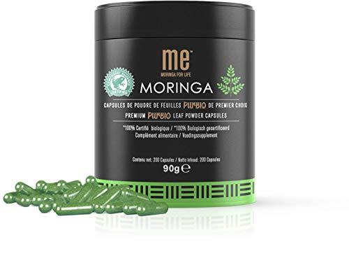 Me Moringa - Moringa Oleifera 100% Biologique -...