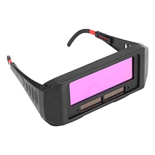 clasificación y comparación Gafas de soldar, gafas de soldar negras que se oscurecen automáticamente, gafas de protección … para casa