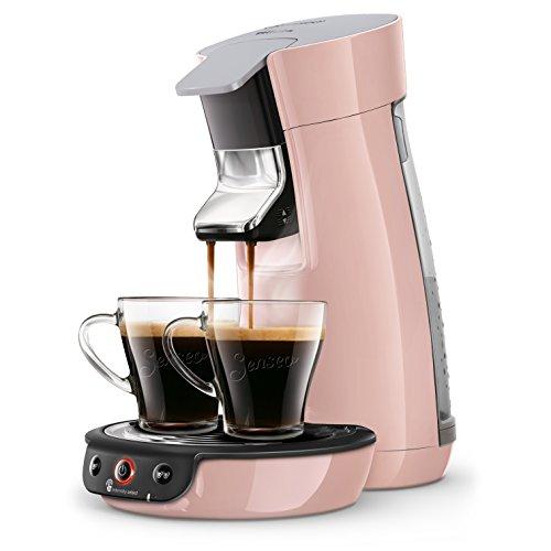 Philips hd6563/31Senseo Viva cafetera MONODOSIS de café, 0.9liters, Rose Poudré