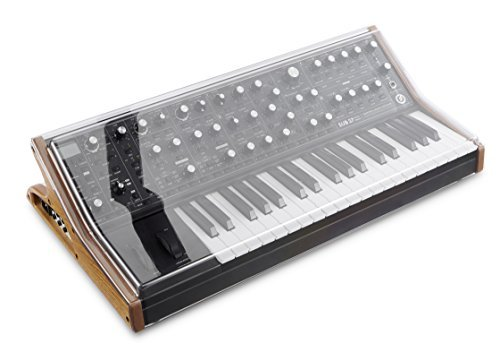 Decksaver DS-PC-SUB37LITTLEPHATTY - Moog SUB-37 & Little Phatty Protective Cover [並行輸入品]