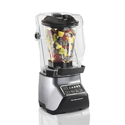 Hamilton Beach 53601C 53601 SoundShield, 950-Watts, 5-Speed Blender, 1
