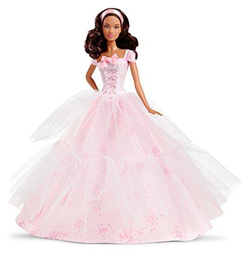 Barbie Birthday Wishes 2016 Barbie Doll, Dark Brunette