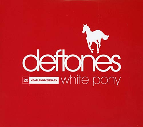 White Pony (20th Anniversary Deluxe Edition)(2CD)