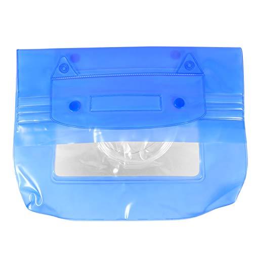 VOSAREA wasserdichte Handy Tasche Handy Trockenen Tasche Unterwasser Kamera Fällen Telefon Schutz Taille Tasche Kamera Lagerung Tasche für Tauchen Schwimmen Blau