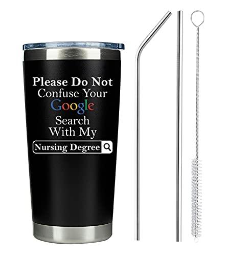 Nurse Travel Mug Gifts for Women -