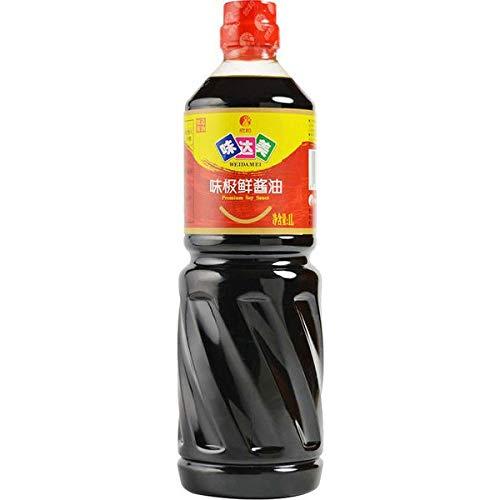 味達美味極鮮中国醤油(濃口) 中華料理人気商品・中華食材調味料・中国名物1L