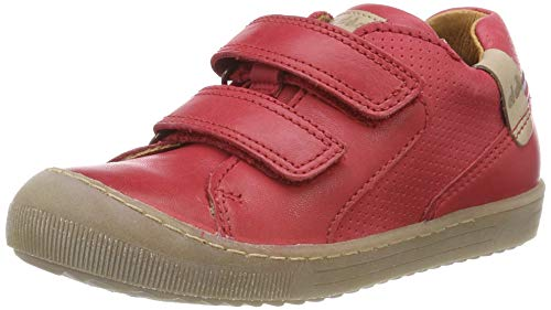 Froddo Unisex-Kinder G3130125-3 Kids Shoe Sneaker, Rot (Red I01), 35 EU
