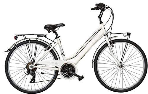 Bici Misura 26 Donna MTB City Alluminio Aura 21V Art. AURA26C21V