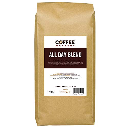 Coffee Masters All Day Blend Espresso Coffee Beans