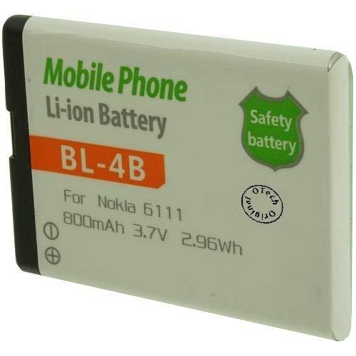 Batería de teléfono móvil para Nokia 2760