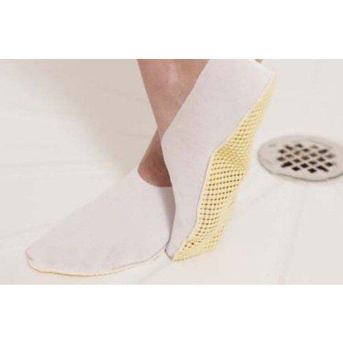 Albahealth 80424 Shower-Steps Alternative dealer Slipper Ranking TOP20 Shoe Shower Flexible Sole
