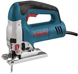 Bosch 1590EVSK 6.4 Amp Top Handle Jigsaw - Power Jig Saws