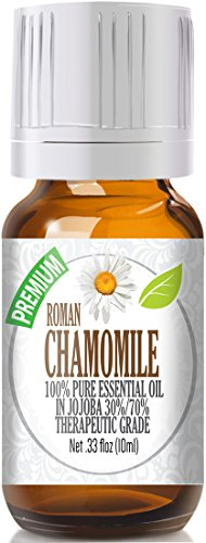 Chamomile Essential Oil - 100% Pure Therapeutic Grade Chamomile Oil -...