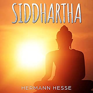 Siddhartha (Flaneur Media Edition) audiobook cover art