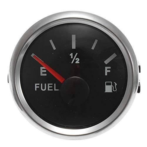 9 ~ 32 V 52 mm Kraftstoff-Standmessgerät Sensor Sender für Motorrad Auto LKW (Farbe: 03#) für Motorrad (Farbe: 05#)