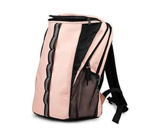 LONGHAIYUAN Damen Sporttasche Rosa Sporttasche Für Frauen Fitness Wasserdichter Reflektierender Rucksack Tennis Badminton Tasche Softback Reisetasche