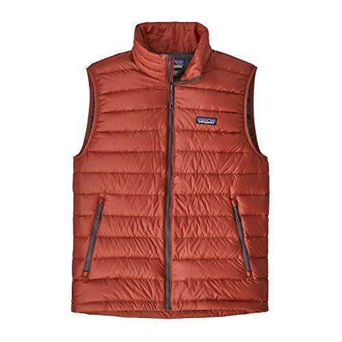 Patagonia M's Down Sweater Vest, Gilet Uomo, New Adobe, XS