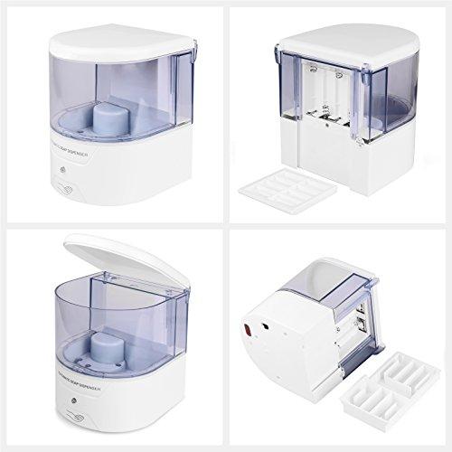 Powstro Dispensadores de loción y de jabón