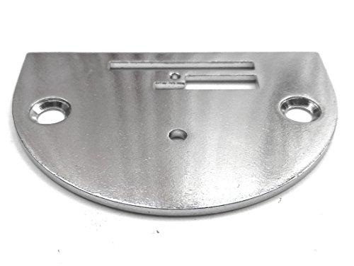 Placa de puntada para máquinas de coser Singer 15K/191K/193/194/227/228/239/15K88/15M88