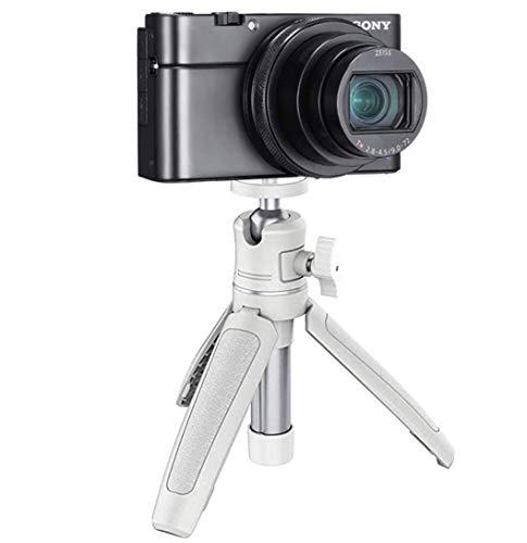 MiniPod - Mini-Stativ SmartphoneStativ Tisch-Stativ, kompakt, stabil, 3 Arbeitshöhen, für Handy, DSLR, Kompakt-Kamera, Gopro, iPhone, Tripod