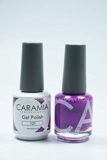 Caramia Matching Gel & Nail Polish (121)