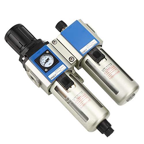 Separador de agua de aceite, presión de filtro de trampa conveniente pura delicada, para aceite de agua