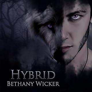 Hybrid audiobook cover art