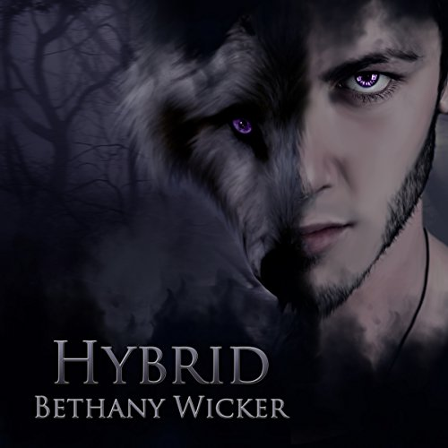 Hybrid audiobook cover art