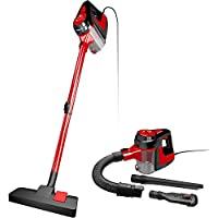 Nequare Corded 5 in 1 Stick Vacuum Cleaner with HEPA Filter