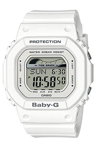 [カシオ] 腕時計 ベビージー G-LIDE BLX-560-7JF レディース ホワイト