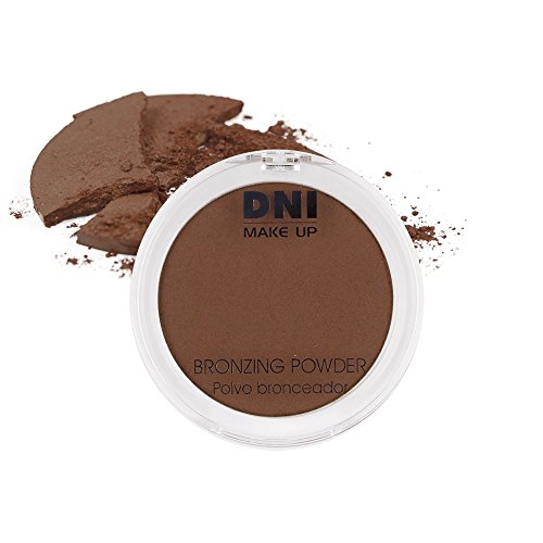 Polvos compactos bronceadores, Bronzing powder, 10gr · nº 2, color Ébano, DNI MAKE UP
