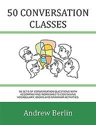 50 Conversation Classes by ESLGames.com