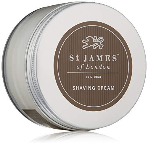 St James of London St james of london black pepper & persian lime shave cream jar 150 ml