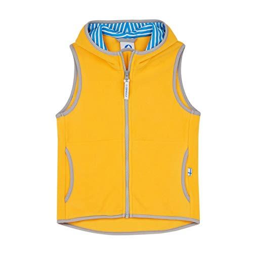 Finkid Poppeli Gelb, Kinder Jacke, Größe 120-130 - Farbe Yellow - Storm