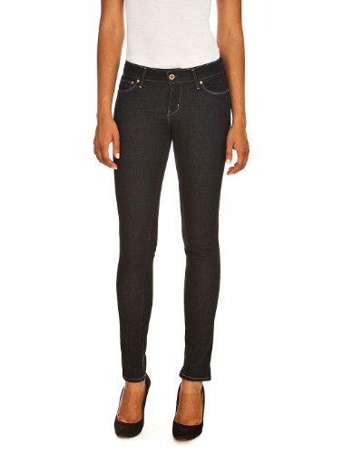 Levi's® Damen Jeans Demi Curve Skinny, normale Leibhöhe, 05703, Blau (RICHEST INDIGO 0447 NOS), Gr. 32/34