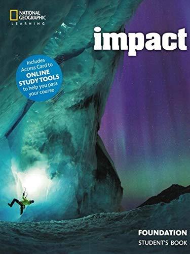 Impact Foundation Sb With Online Wb - British - 1St Ed