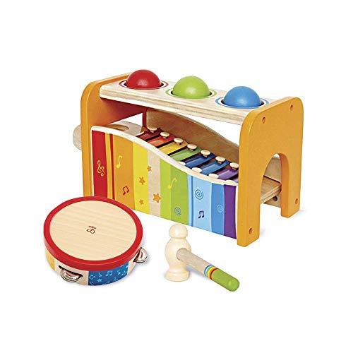 Hape, Pound, Tap & Shake Music Set