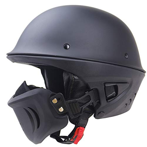 Bells, Rogue, Motorradhelm, Mattschwarzer Motorradhelm 1 L
