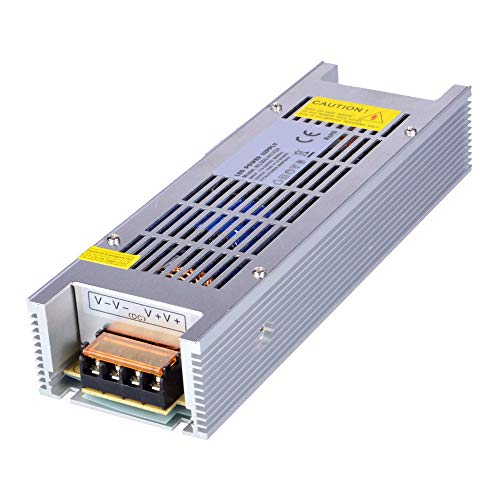 Dapenk Led Strip Streifen Netzteil 24v Volt Trafo Stripes Beleuchtung Treiber Dc Streifen Adapter 300w (NL300-24V)