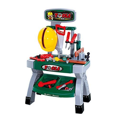 CCM Kinder Repair Tool Tabelle Kleiner Ingenieur Schraubendreher Schraubenschlüssel Reparatur Boy Toy PX