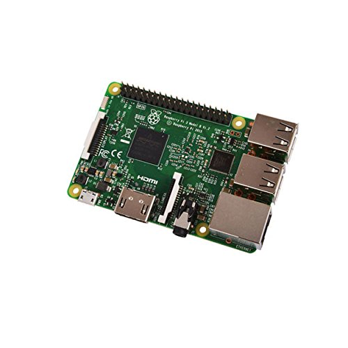 Raspberry Pi 3 Modelo B - Placa base (1.2 GHz Quad-core ARM...