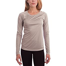 Vapor Apparel Women's UPF 50+ UV Sun Protection Long Sleeve Performance...
