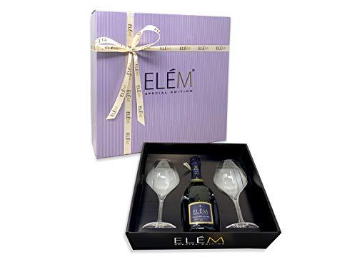 ELÈM Prosecco Valdobbiadene DOCG Superiore + 2 Bicchieri Premium Pack 1 X 750 ml