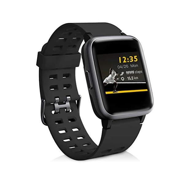 Reloj Inteligentes, YAGALA IP68 Smartwatch, Pulsera Deportiva Inteligente Para Niños y Niñas, Con Contador De Calorías… 1