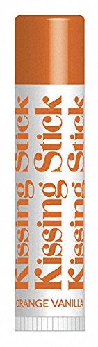 Orange Vanilla Flavored Lip Balm Kissing Stick
