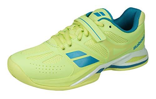 Babolat Damen Propulse Clay W Tennisschuhe, Yellow, 36